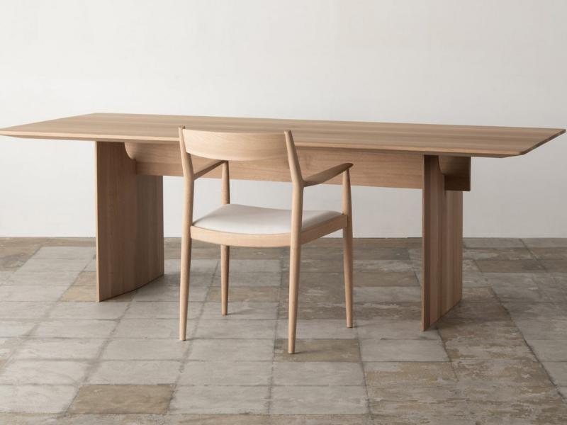 Chất Nhật tĩnh tại trong bộ sưu tập nội thất gỗ Norm Architects x Karimoku
