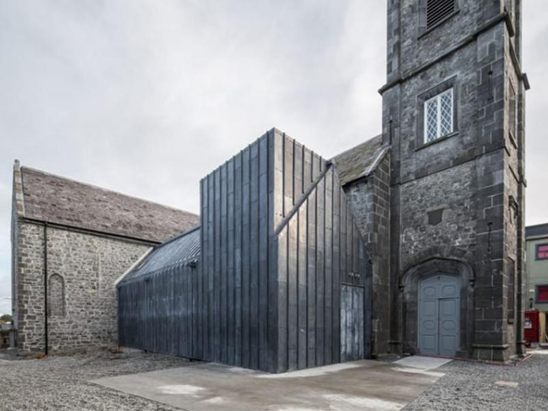 Cải tạo nhà thờ thế kỷ XIII thành bảo tàng Trung Cổ