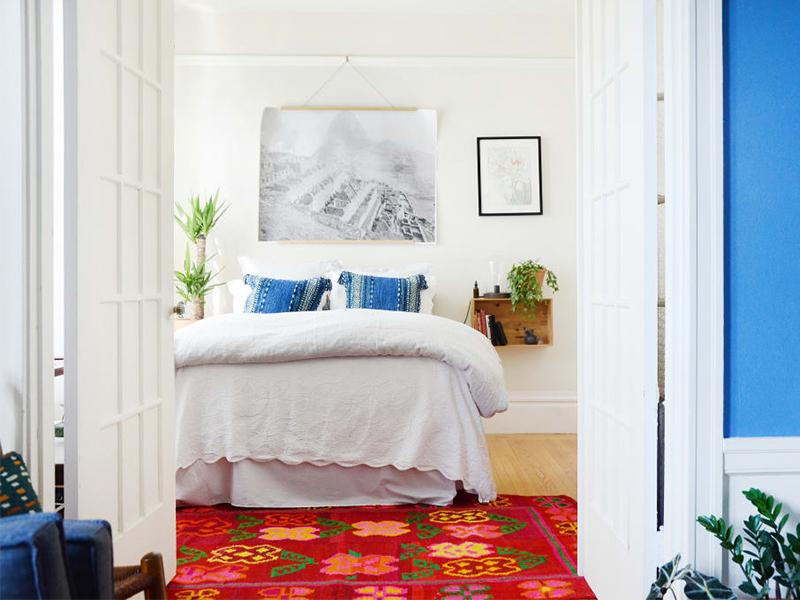 5 giải pháp bố trí hiệu quả cho phòng ngủ nhỏ | ED Tips