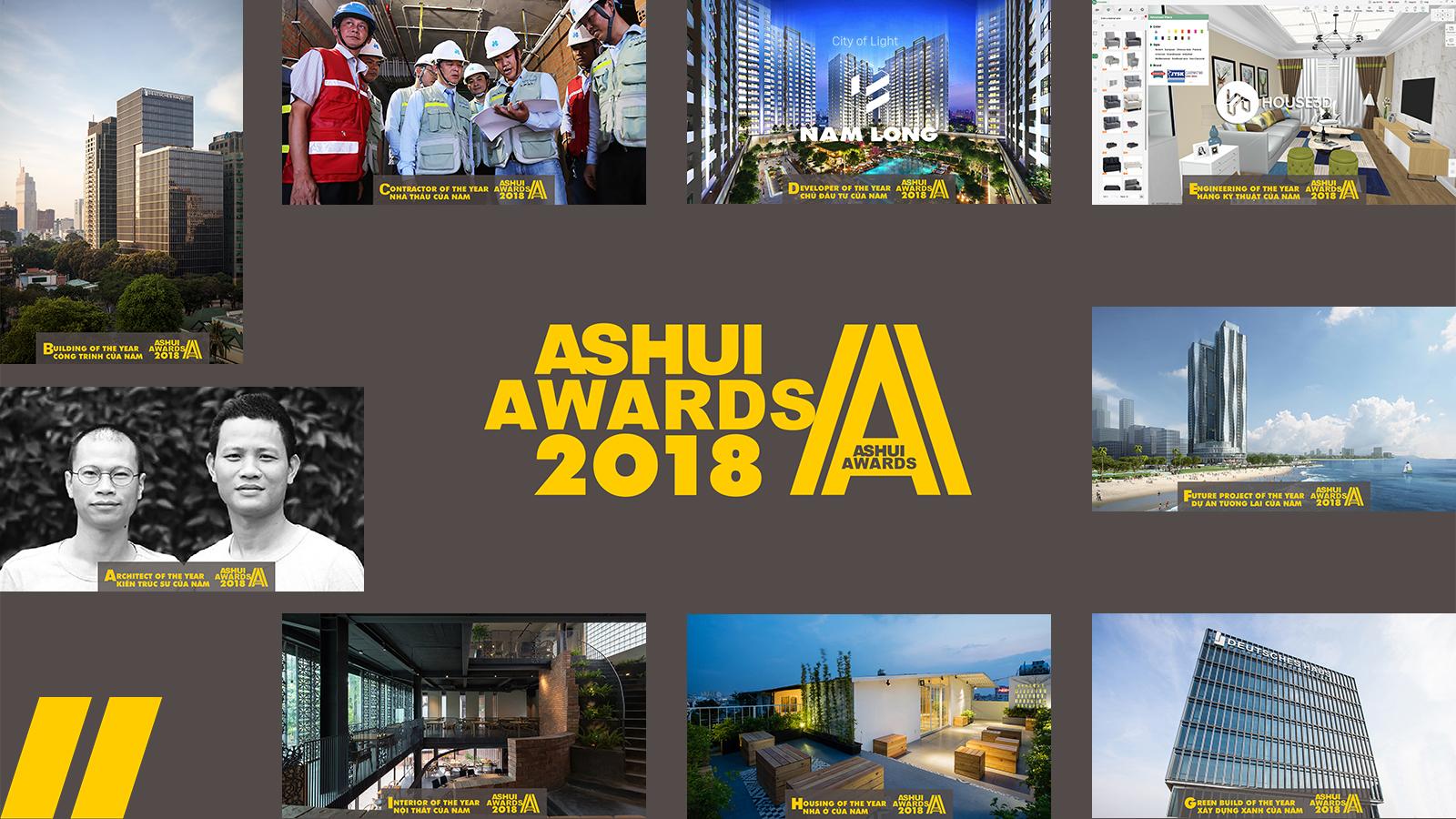 Ashui Awards 2018 10
