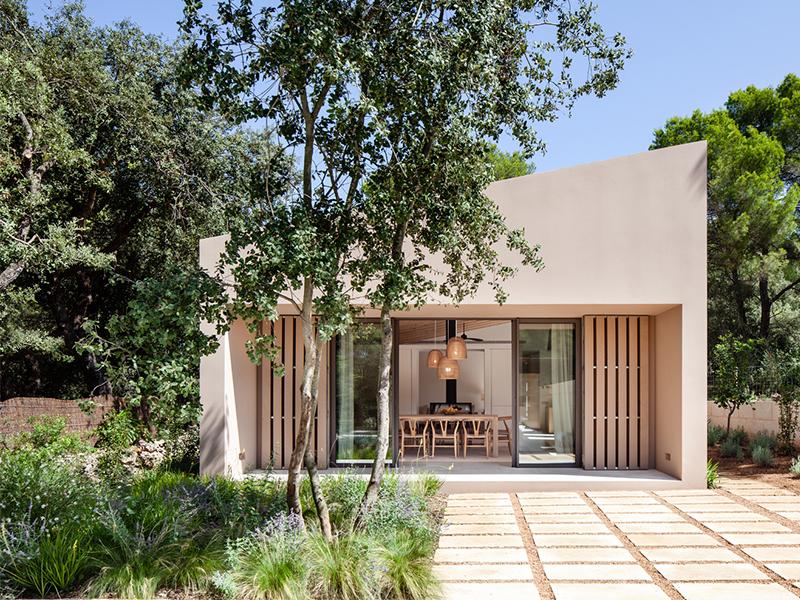 RiM House - Sống đơn giản giữa rừng xanh