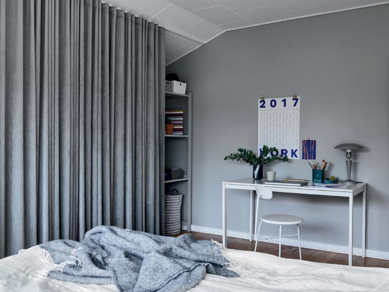 3 giải pháp lưu trữ thay thế tủ quần áo trong phòng ngủ nhỏ | ED TIPS
