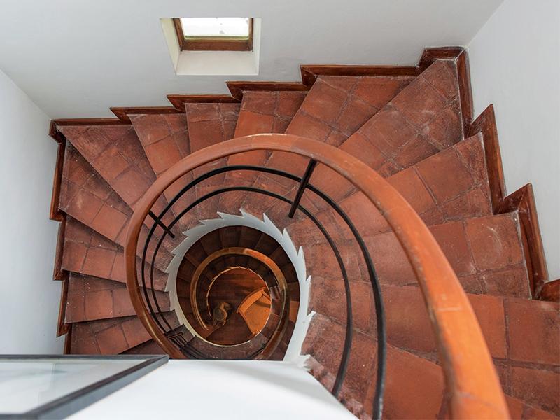 Geoffrey Bawa và 10 thiết kế cầu thang ấn tượng