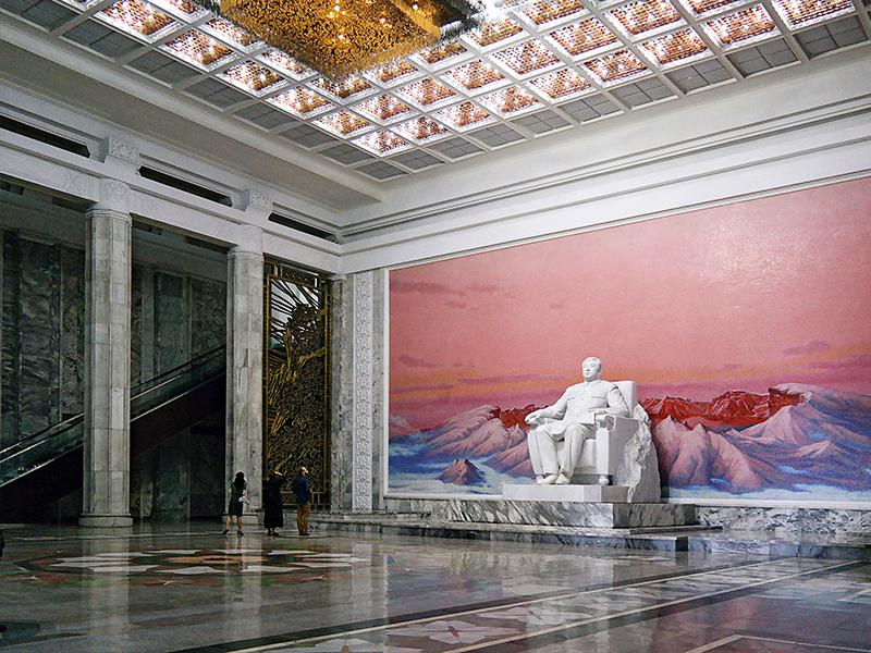 Điểm qua những công trình nổi bật tại Bình Nhưỡng