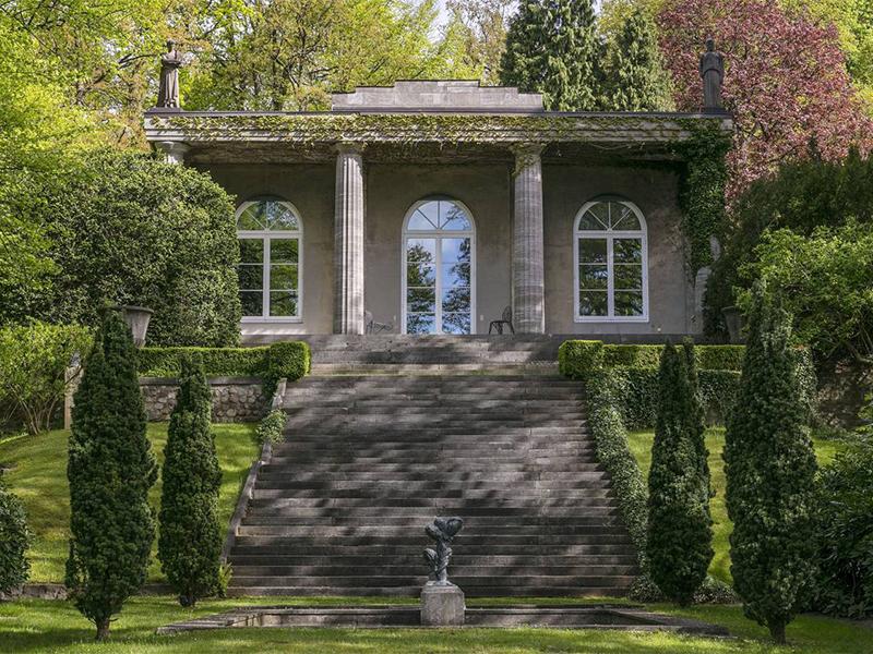 Villa Jako - Căn biệt thự yêu thích nhất của Karl Lagerfeld