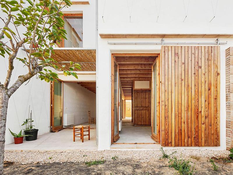 Reusing Posidonia - Dự án dân cư thân thiện với môi trường
