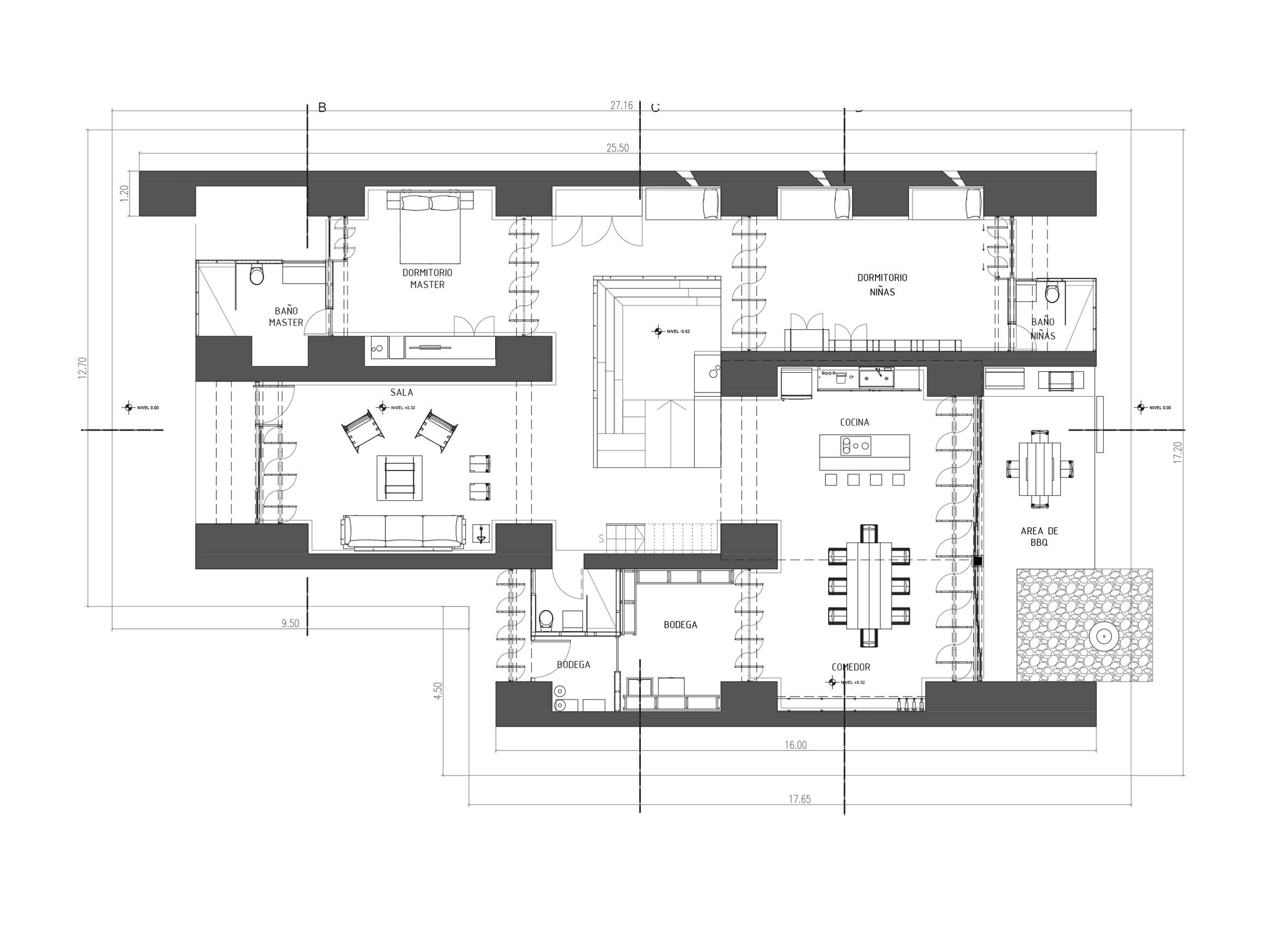 Casa Lasso 1