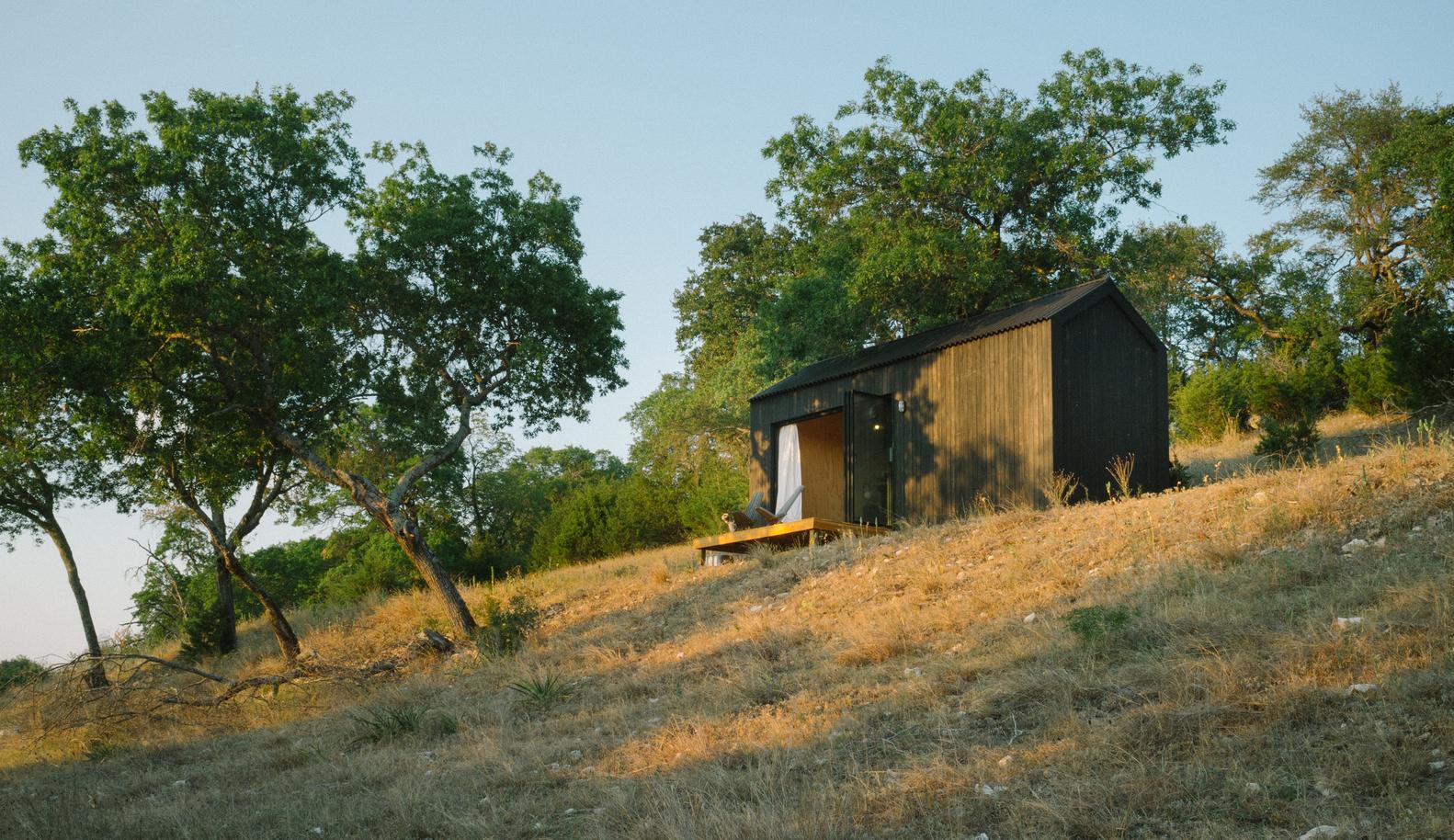 cabin gỗ 1