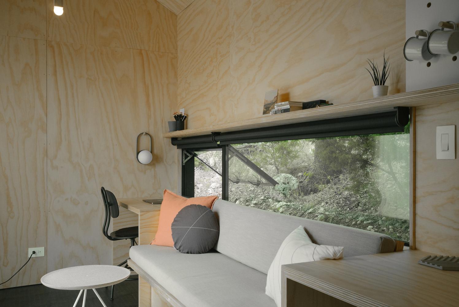 cabin gỗ 4