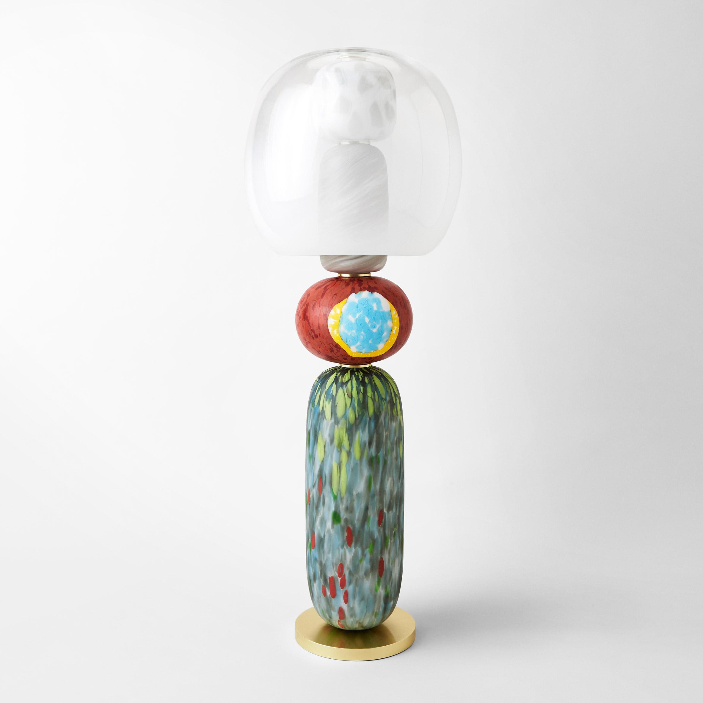 đèn thủy tinh 4