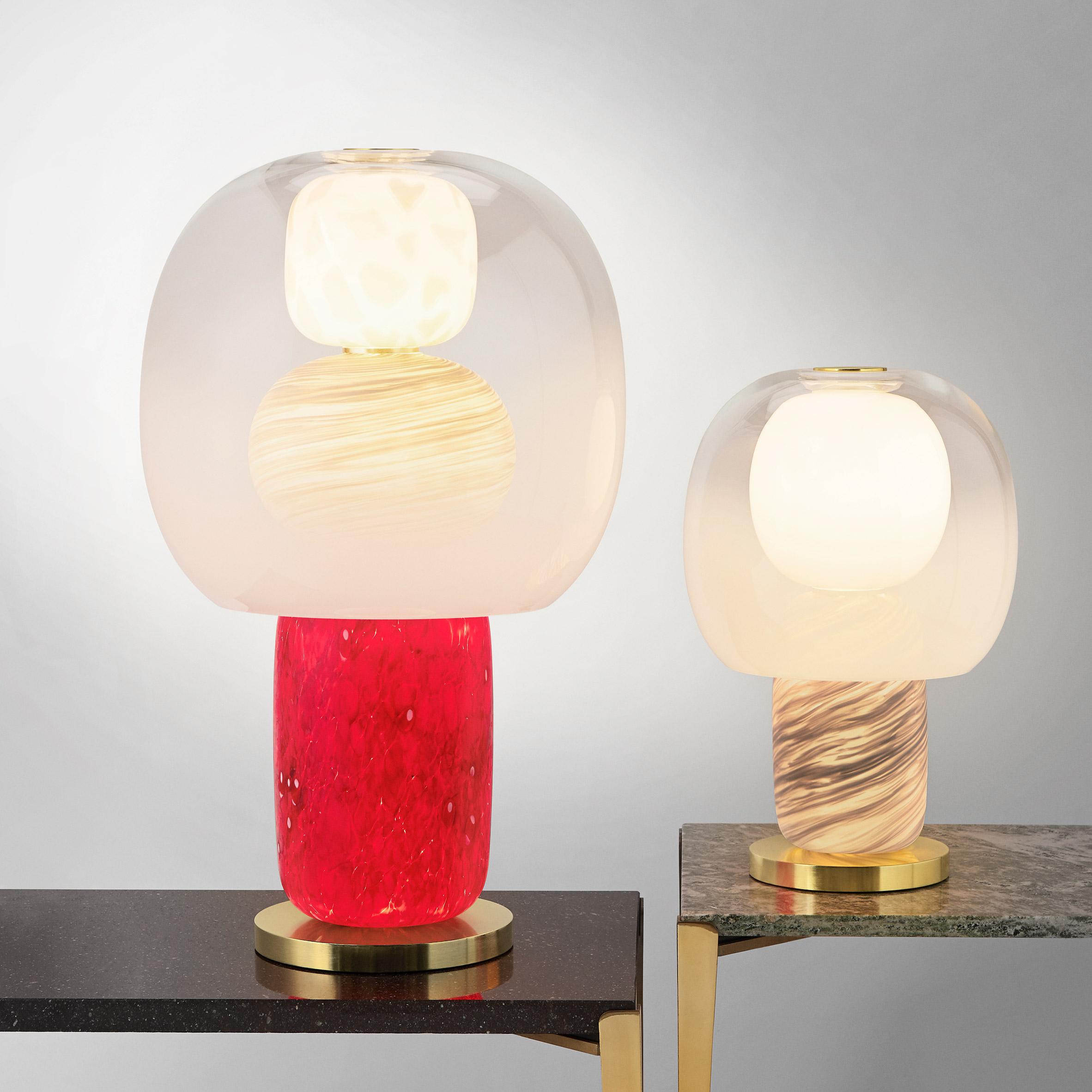 đèn thủy tinh 1