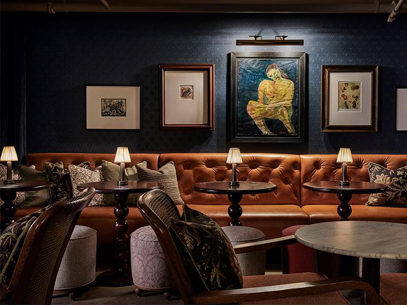 Hoxton Hotel - Không gian gợi nhớ điều xưa cũ