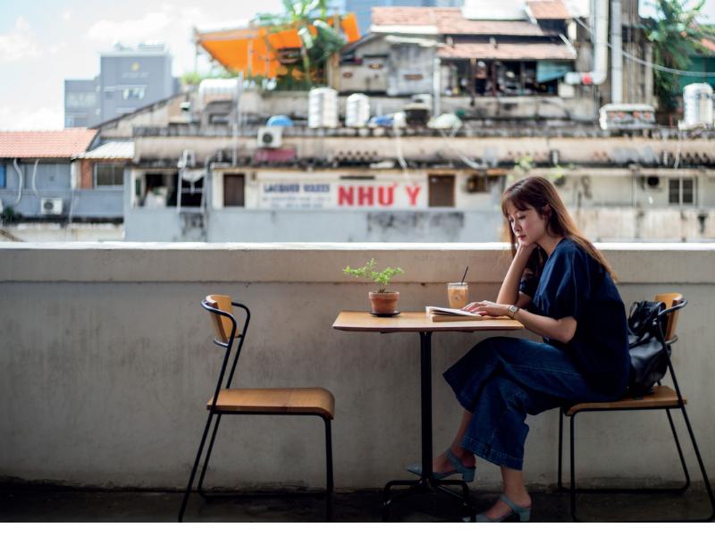 Nancy Lê - Nâng niu những sắc thái giản dị