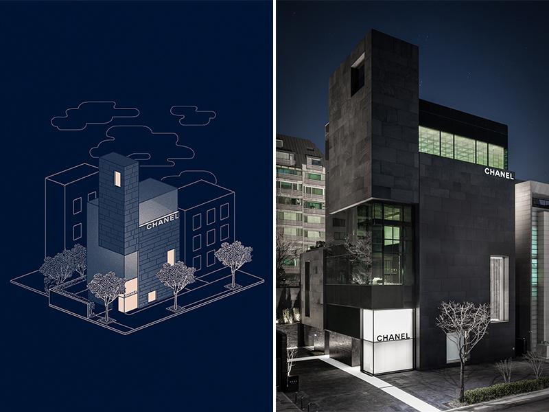 CHANEL khai trương cửa hàng flagship đầu tiên tại Seoul