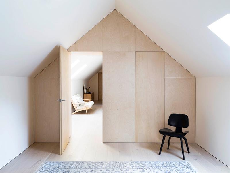 Hideaway House - Ngôi nhà giản đơn ẩn mình giữa núi rừng