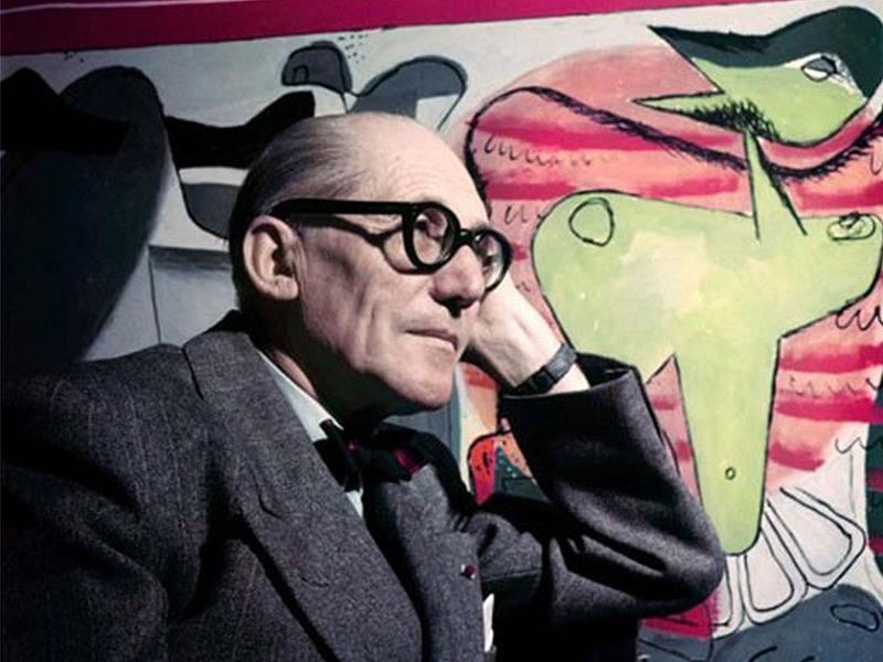 KTS Le Corbusier - Di sản tư duy lỗi lạc của nhân loại