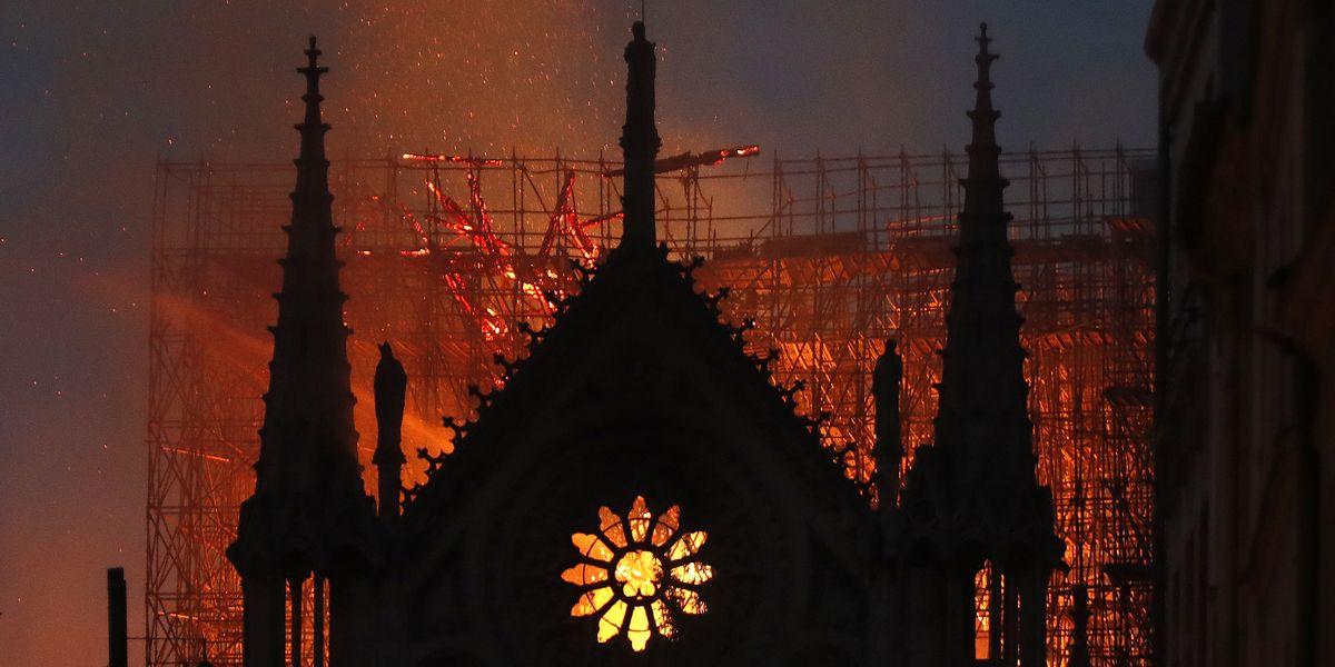 nhà thờ Notre-Dame 1
