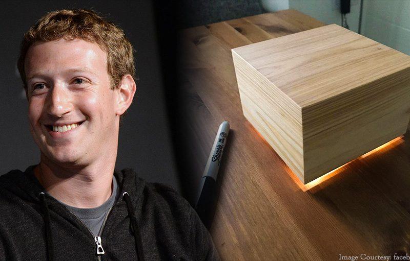 """Hộp ngủ """"báo thức nhẹ nhàng"""" của Mark Zuckerberg"""