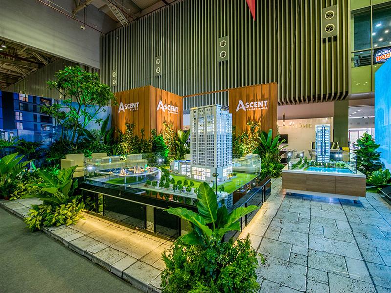The Ascent – Mang phong cách sống xanh đến VIFA GU 2019