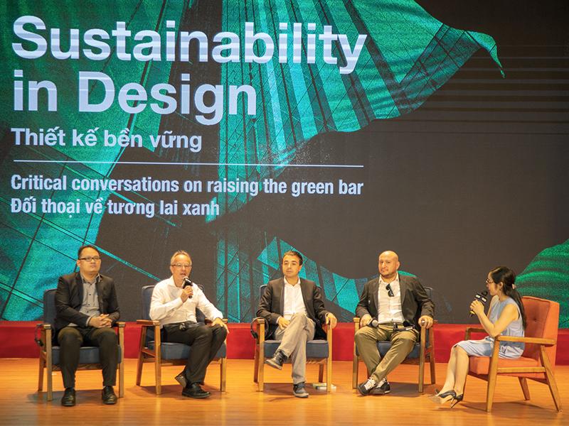 """Thiết kế bền vững – Mở ra tương lai """"xanh"""" ngay từ bây giờ"""