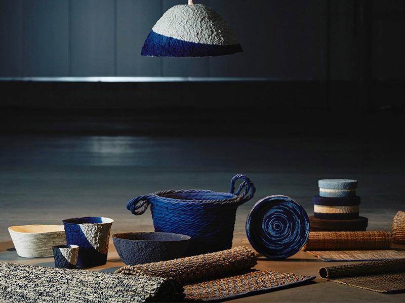 IKEA ra mắt BST đồ gia dụng làm từ rơm