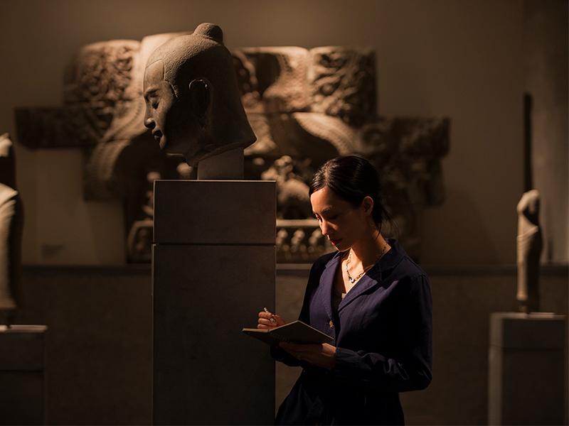 """Yên Khê - """"BORDERLINE"""" và hành trình đến bảo tàng Guimet"""