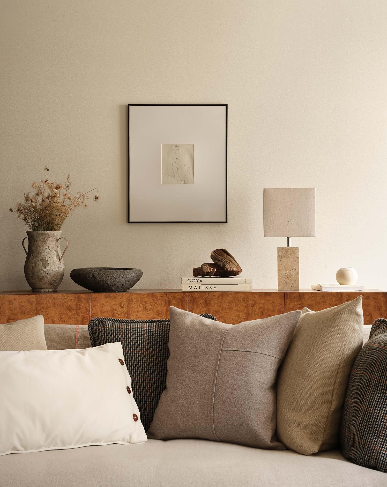 Zara Home FW 2019 living room cushion
