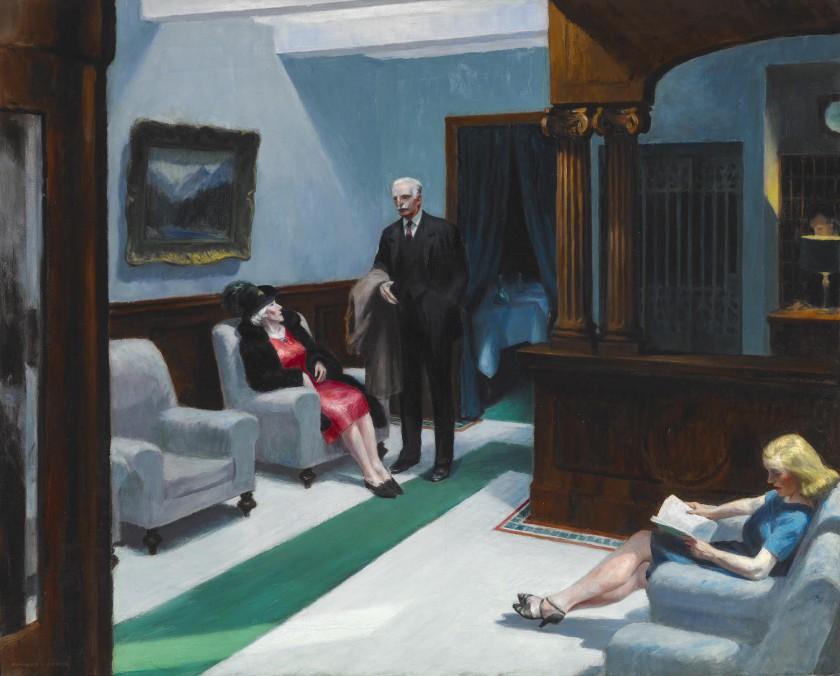 Edward Hopper 1