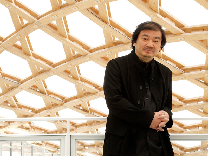 Shigeru Ban - Theo đuổi chất thơ của kiến trúc nhân văn