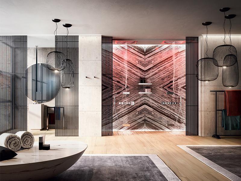Những thiết kế phòng tắm Ý nổi bật