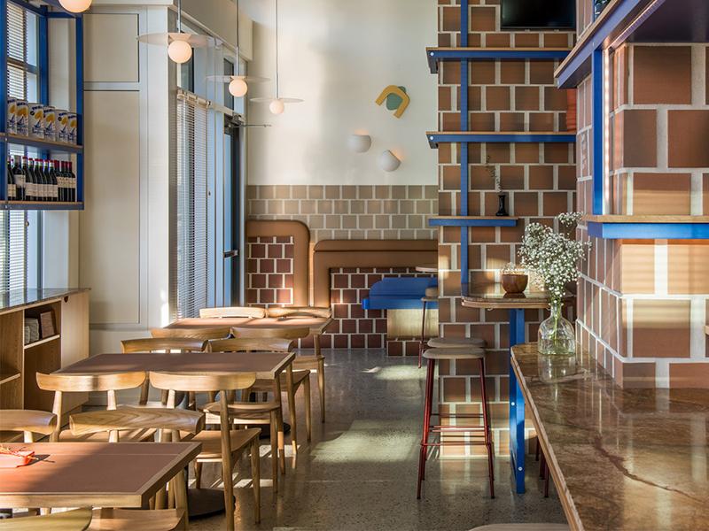 Cafe Como Taperia - Một Tây Ban Nha ấm cúng đương đại