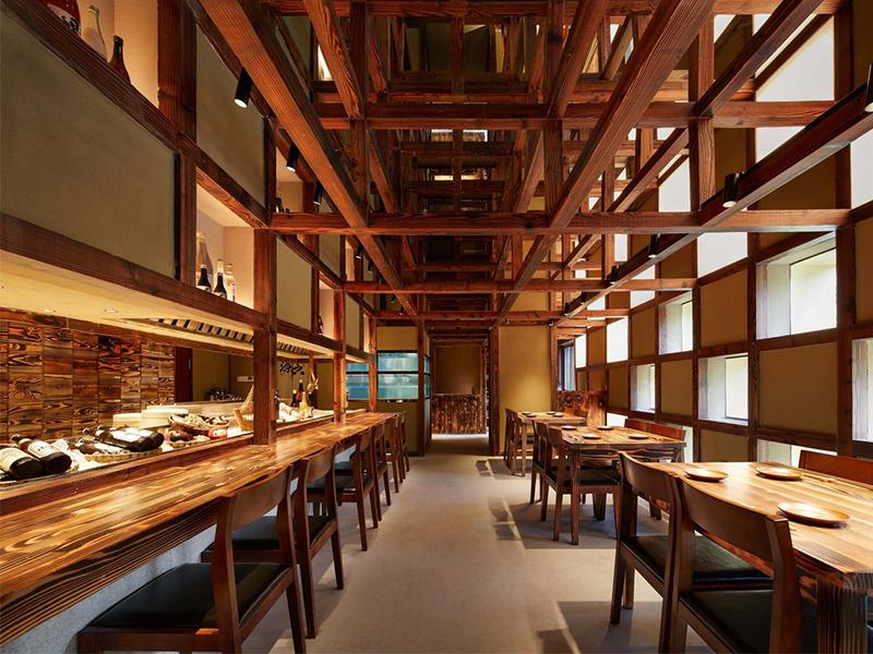 Vật liệu gỗ và những công trình ấn tượng