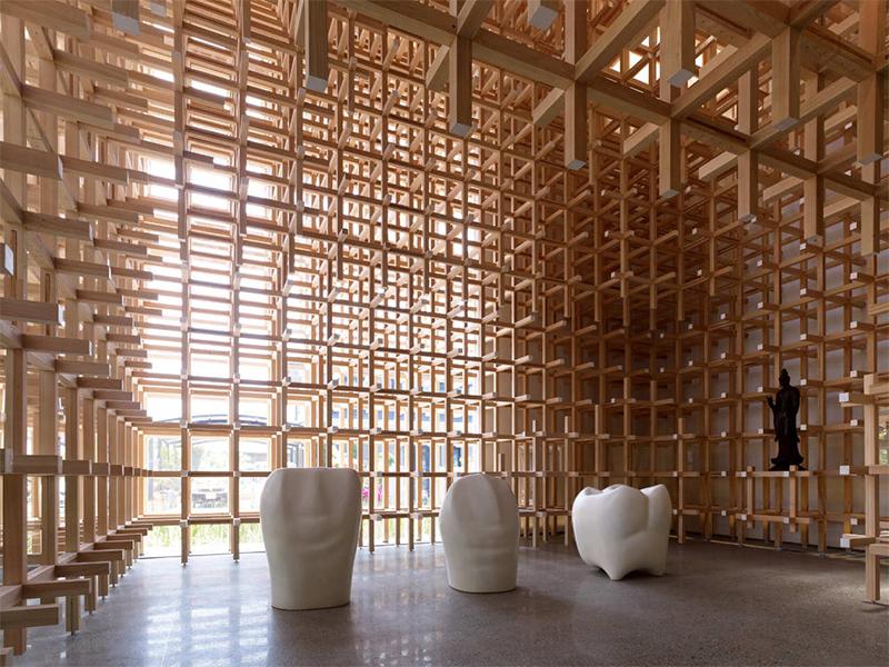 Những tên tuổi lớn trong kiến trúc Nhật Bản