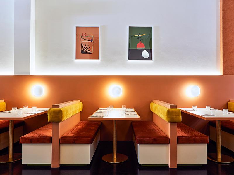Nhà hàng Chica Bonita - Sắc màu Mexico đương đại