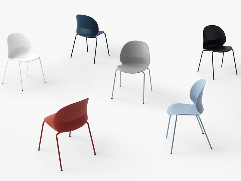 N02 Recycle Chair - Ghế nhựa tái chế từ rác thải gia dụng