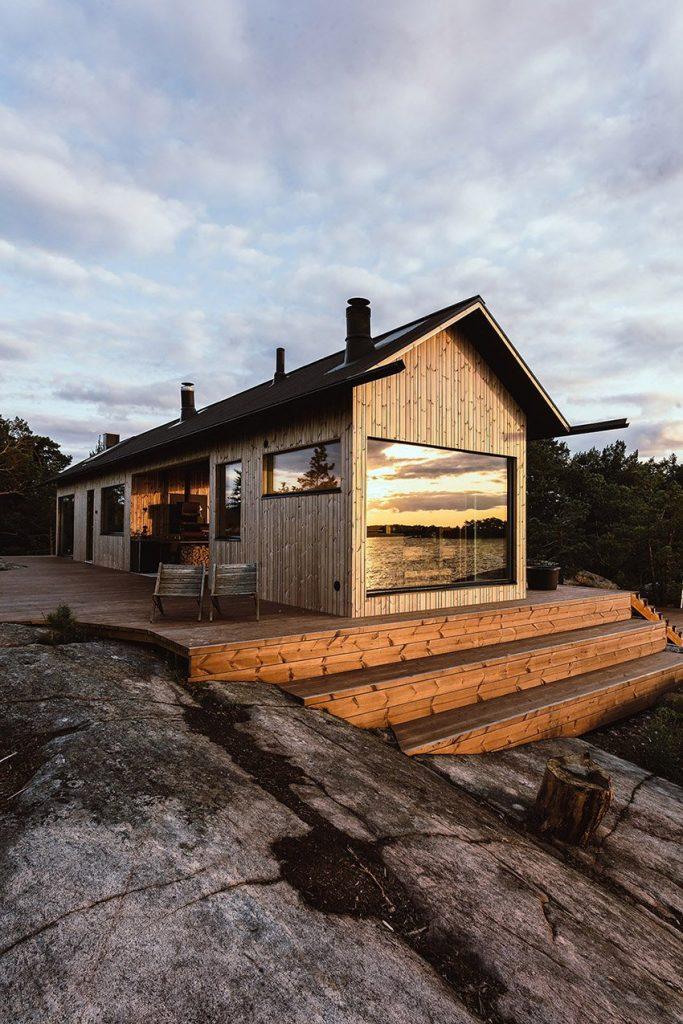 cabin gỗ 6