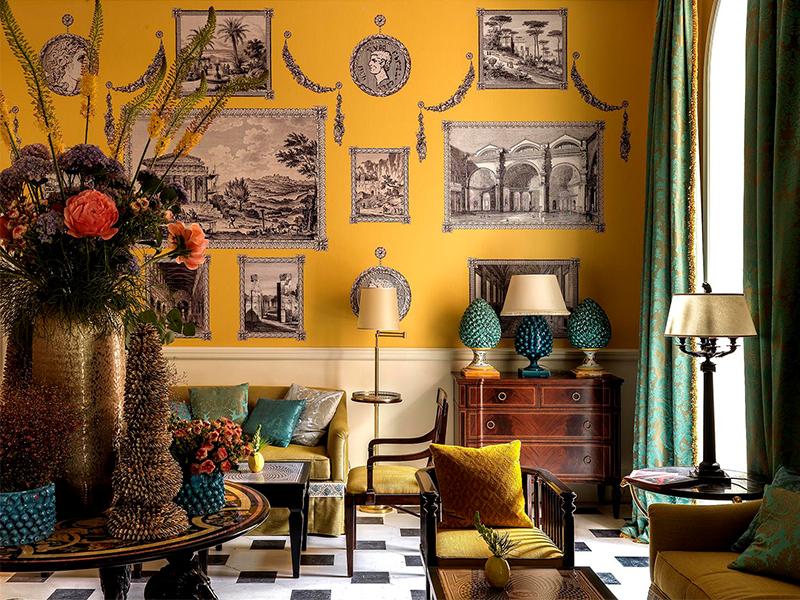 Hotel De La Ville - Lưu trữ giá trị văn hoá đa miền