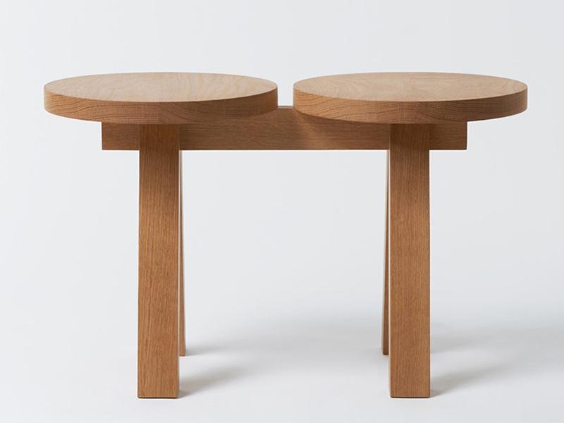 Ghế gỗ tối giản lấy ý tưởng từ nhà truyền thống Hàn Quốc