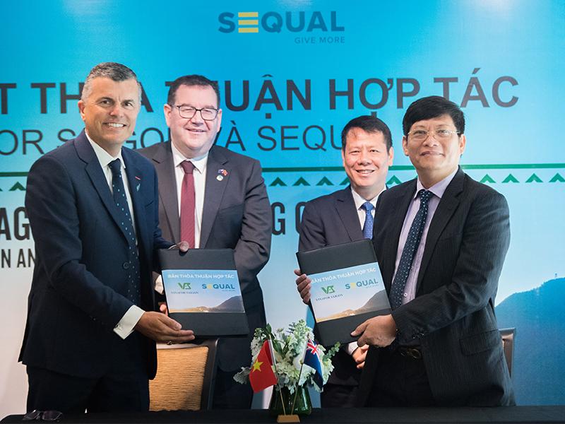 Tiến xa hơn qua hợp tác thương mại gỗ New Zealand - Việt Nam