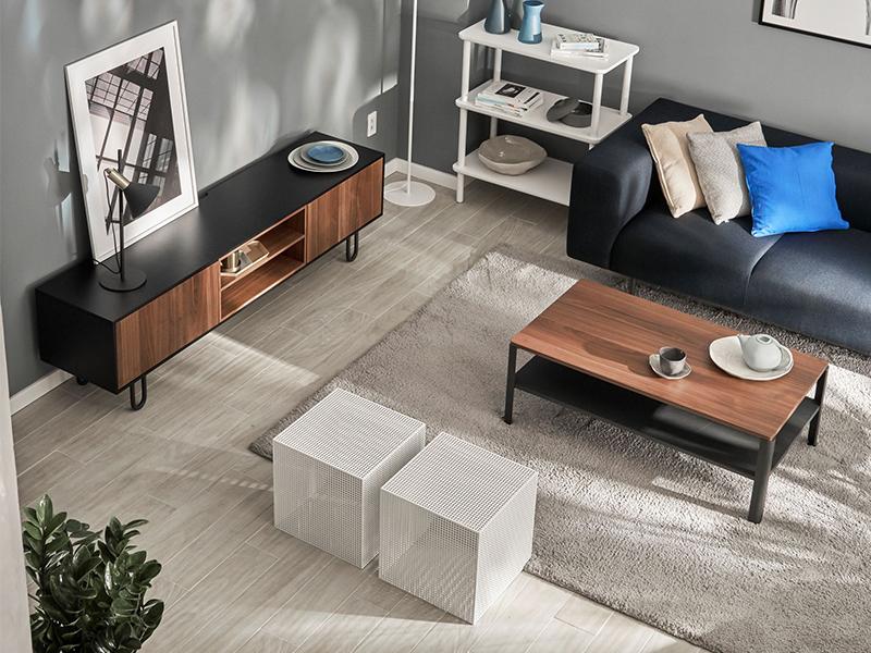 TÔT - Mô hình mới trong thiết kế & hoàn thiện nội thất
