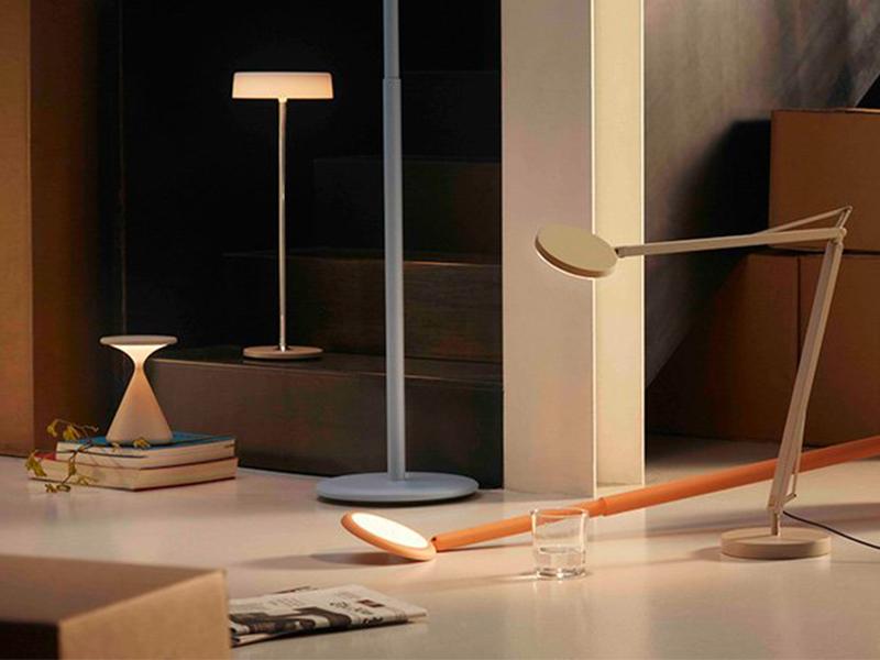 BST đèn tối giản phom dáng, mở rộng công năng