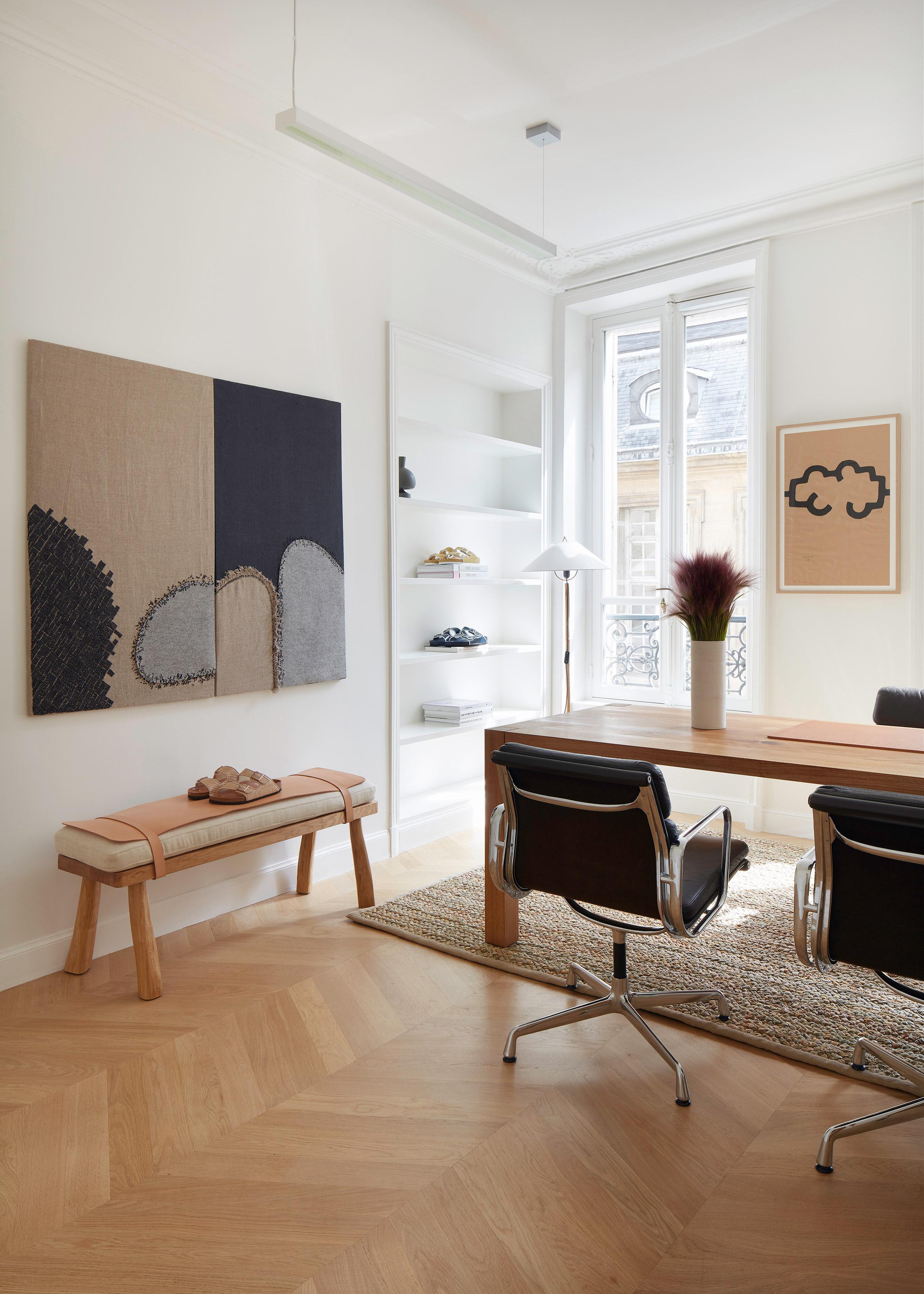 Birkenstock 1744 showroom Paris