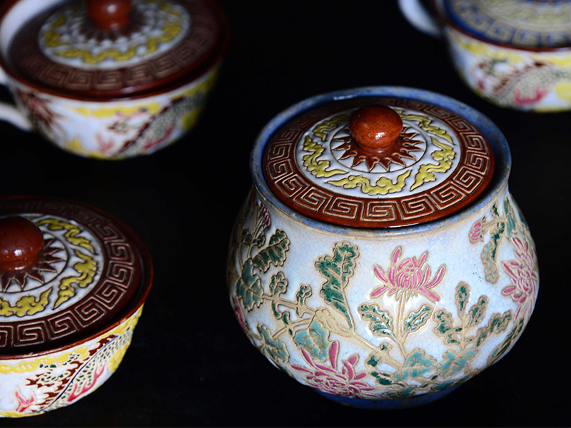 Gốm Việt và những sắc thái riêng biệt