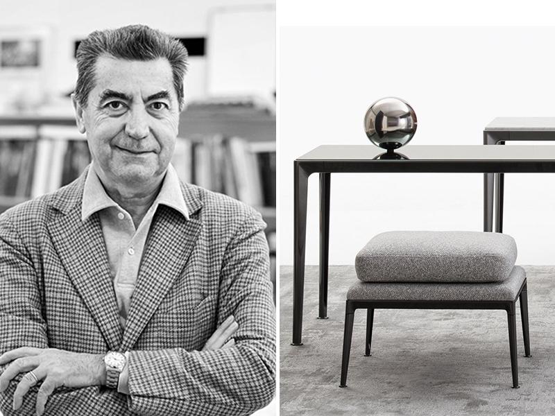 Antonio Citterio - Tinh hoa của thiết kế đương đại Ý