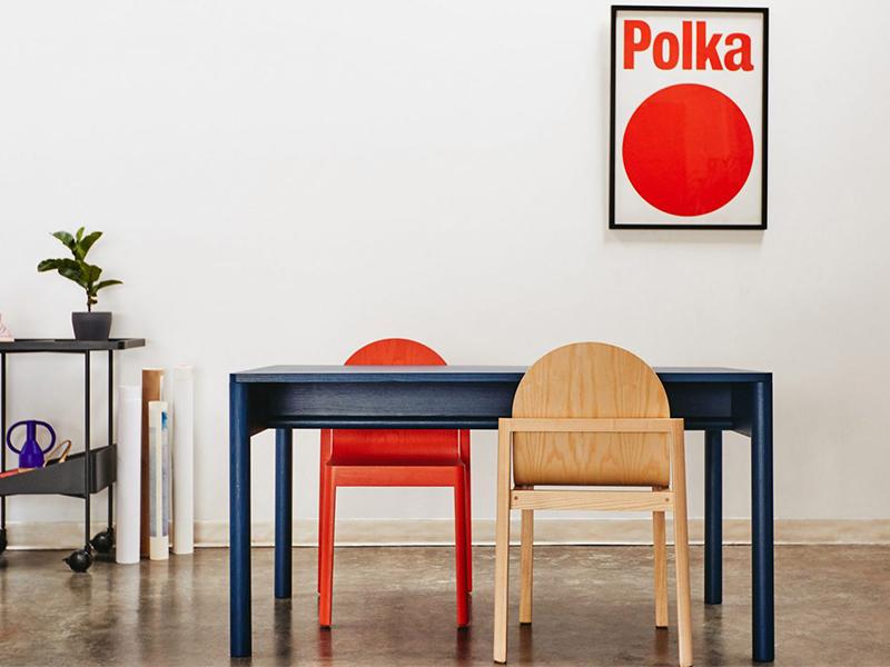 Cleo chair - Cảm hứng đương đại trong kiến trúc cổ điển