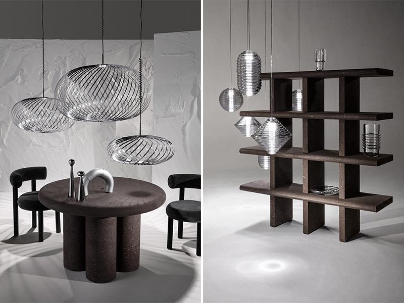 Cork Collection - BST nội thất làm từ gỗ bần