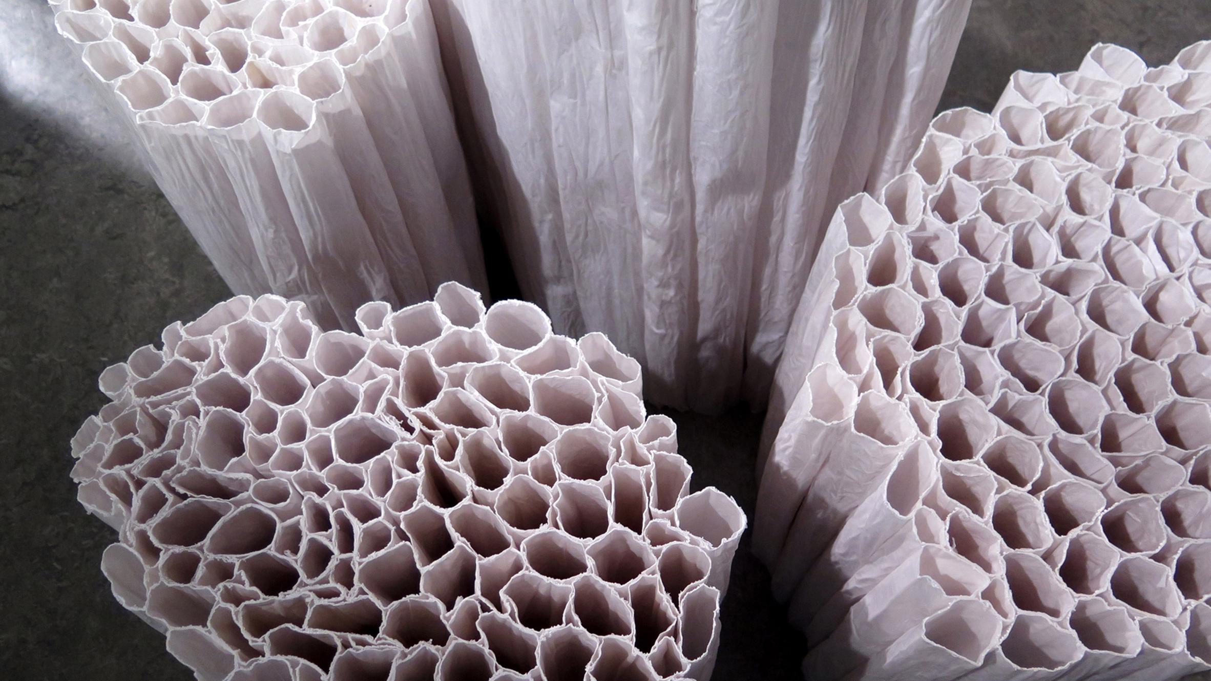 Paper Pleats 1