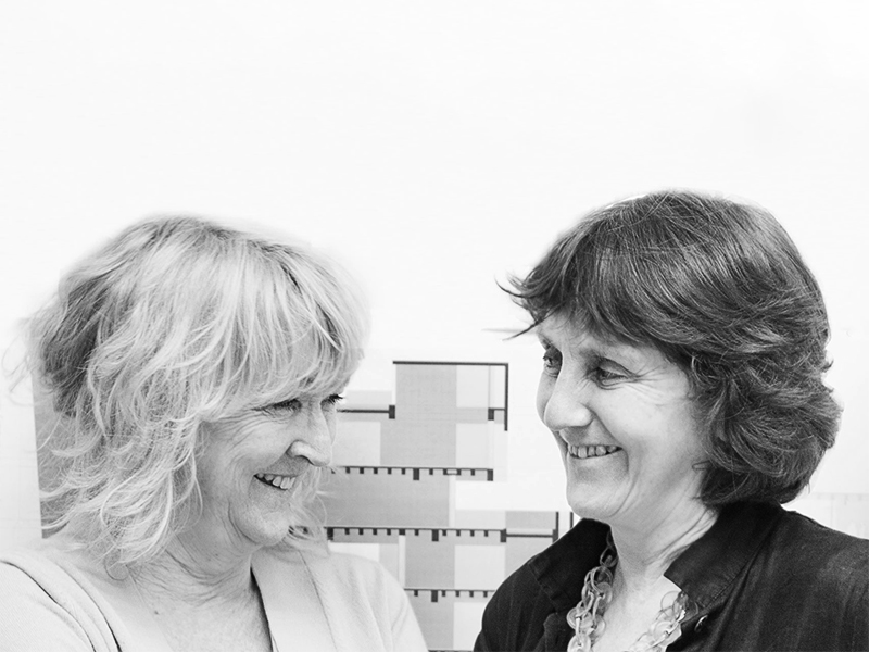 Yvonne Farrell & Shelley McNamara - Vinh danh Pritzker 2020
