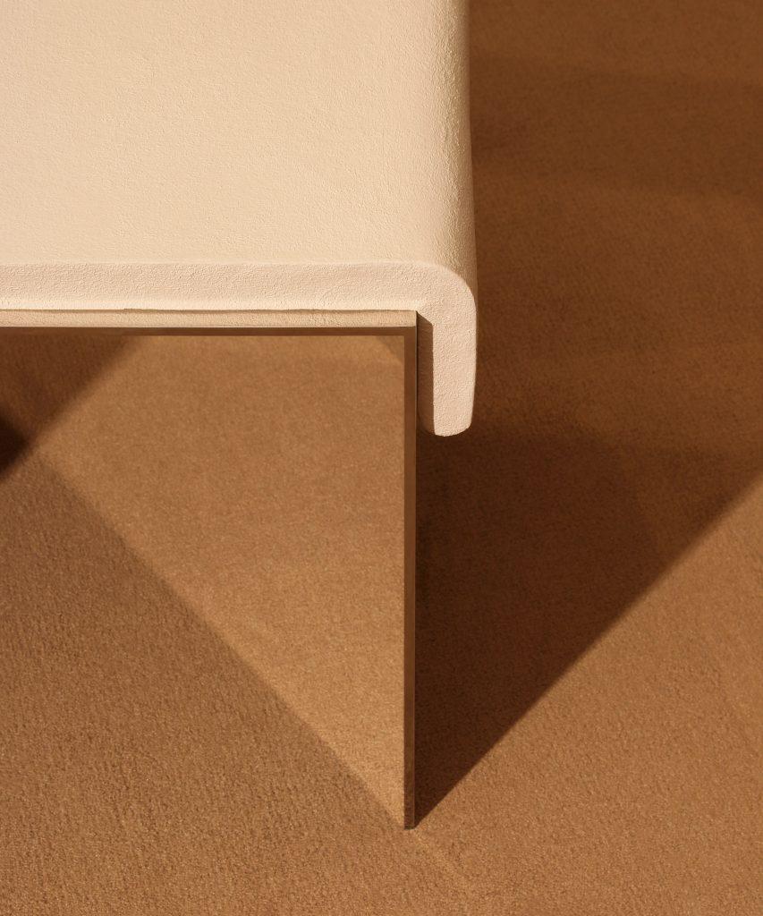 Concrete Melt Chair 1