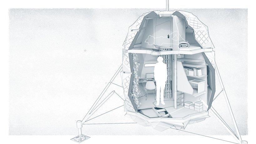 không gian 3